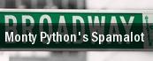 Monty Python's Spamalot Comerica Theatre tickets