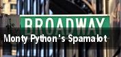 Monty Python's Spamalot Houston tickets