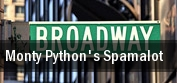 Monty Python's Spamalot San Antonio tickets