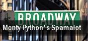 Monty Python's Spamalot Stephens Auditorium tickets