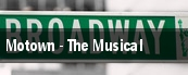 Motown - The Musical Tampa tickets