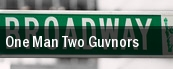 One Man, Two Guvnors Music Box Theatre tickets
