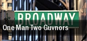 One Man, Two Guvnors New York tickets