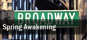 Spring Awakening Fort Lauderdale tickets