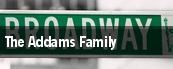 The Addams Family Birmingham tickets