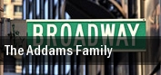 The Addams Family Van Wezel Performing Arts Hall tickets