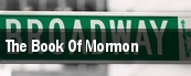 The Book Of Mormon Schenectady tickets