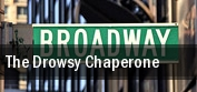 The Drowsy Chaperone Raleigh tickets