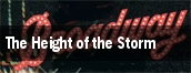 The Height of the Storm tickets