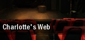 Charlotte's Web Drury Lane Theatre Oakbrook Terrace tickets