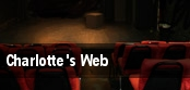 Charlotte's Web Morristown tickets