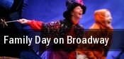 Family Day on Broadway tickets