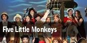Five Little Monkeys tickets