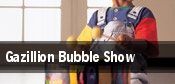 Gazillion Bubble Show Akron tickets