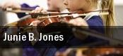 Junie B. Jones Chester Fritz Auditorium tickets