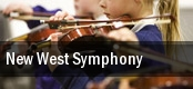New West Symphony Fred Kavli Theatre tickets