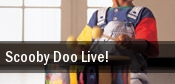Scooby Doo Live! Peabody Auditorium tickets
