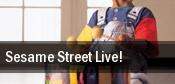 Sesame Street Live! Abraham Chavez Theatre tickets