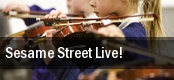 Sesame Street Live! CFSB Center tickets