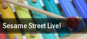 Sesame Street Live! Izod Center tickets