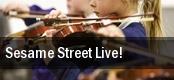 Sesame Street Live! Warner Theatre tickets