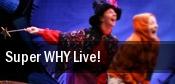 Super WHY Live! Balboa Theatre tickets