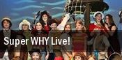 Super WHY Live! Majestic Theatre tickets