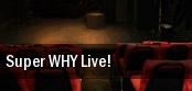 Super WHY Live! Warner Theatre tickets