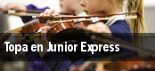 Topa en Junior Express Santiago tickets