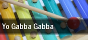 Yo Gabba Gabba Chrysler Hall tickets