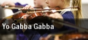 Yo Gabba Gabba Comerica Theatre tickets