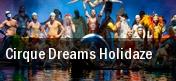 Cirque Dreams Holidaze: A New Wonderland Little Rock tickets