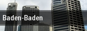 Baden-Baden tickets
