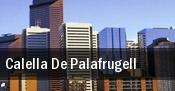Calella De Palafrugell tickets