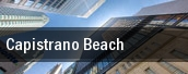 Capistrano Beach tickets