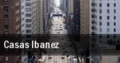 Casas Ibanez tickets