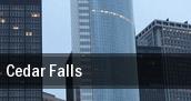 Cedar Falls tickets