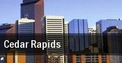 Cedar Rapids tickets