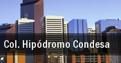 Col. Hipódromo Condesa tickets