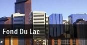 Fond Du Lac tickets