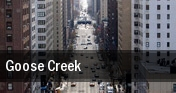 Goose Creek tickets