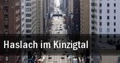 Haslach im Kinzigtal tickets