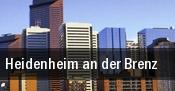 Heidenheim an der Brenz tickets