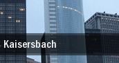 Kaisersbach tickets