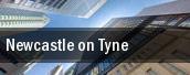 Newcastle on Tyne tickets