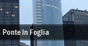 Ponte In Foglia tickets