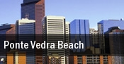 Ponte Vedra Beach tickets