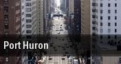 Port Huron tickets