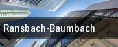 Ransbach-Baumbach tickets