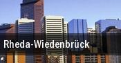 Rheda-Wiedenbrück tickets